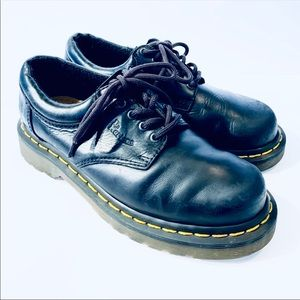 Dr Martens Black Lace up Shoes AW004